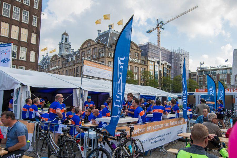 Dam tot Dam - Fietsclassic 2017